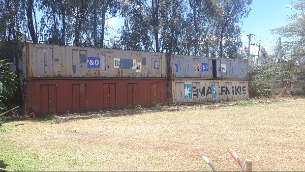 Containers to be converted