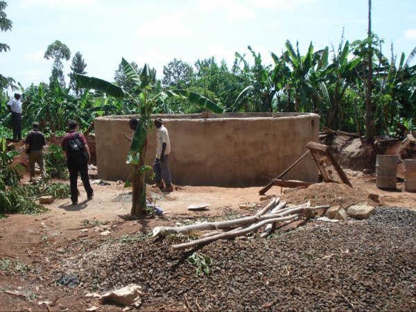 Village Water Tank