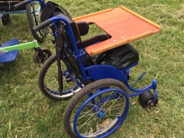 Custom built wheelchairs