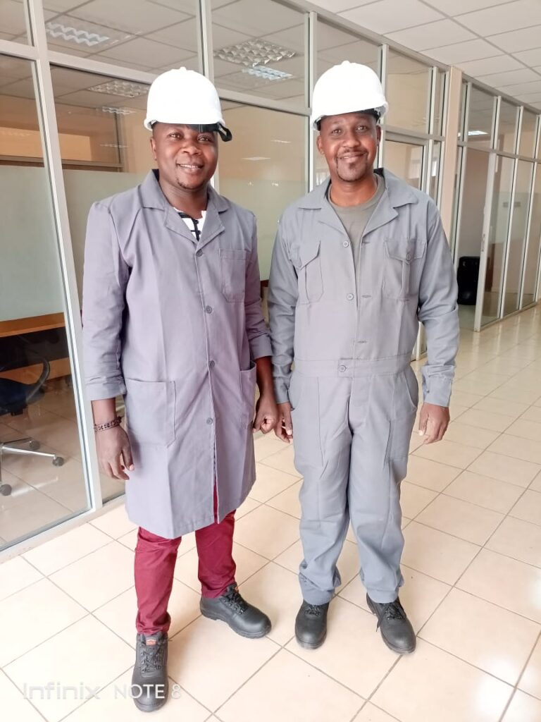 The two Technicians