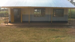 10- The new classroom