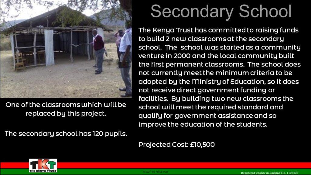 Secondary School Project
